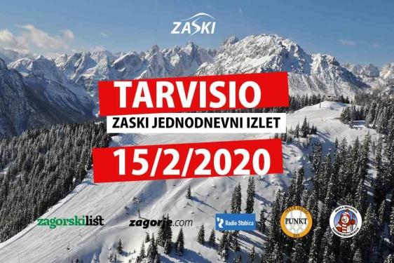 ZASKI –  IZLET U TARVISIO 15.2.2020.